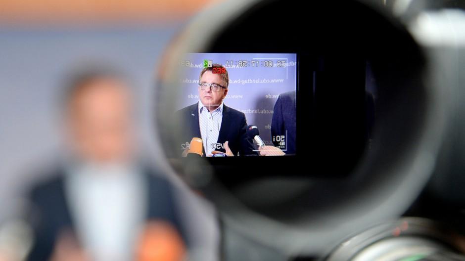 CDU Fraktionssitzung