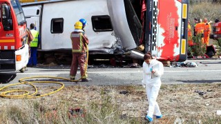 Unfall Tarragona