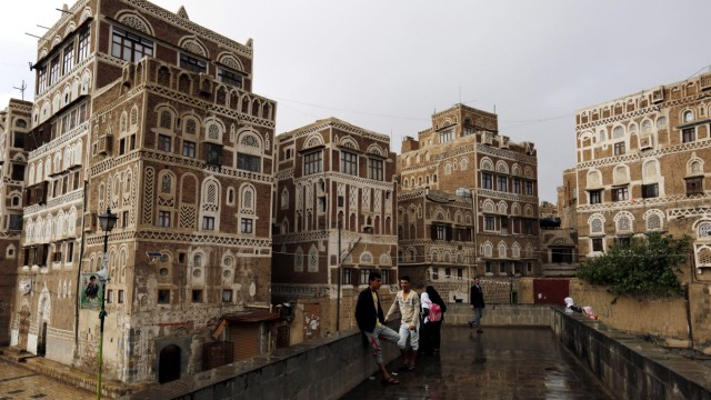Daily life in Yemen on resumption of peace negotiations