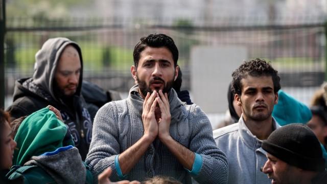 Süddeutsche Zeitung Politik Europäische Asylpolitik