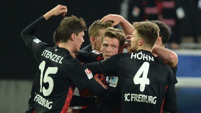 SC Freiburg - Karlsruher SC