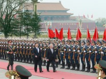 Gauck in China