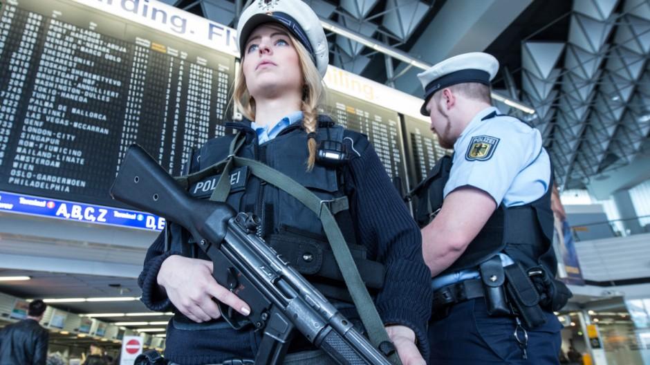 Flughafen Frankfurt fährt Sicherheitsmassnahmen hoch