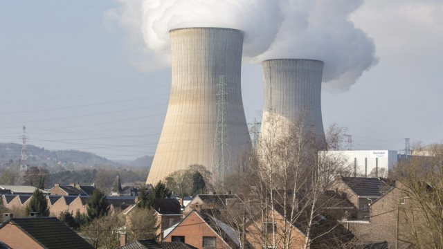 Nuclear power plant in Tihange evacuated