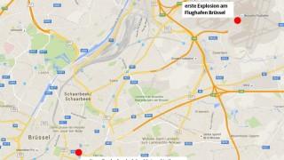 Map Brüssel