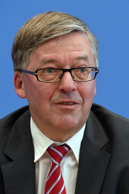Wehrbeauftragter Hans-Peter Bartels