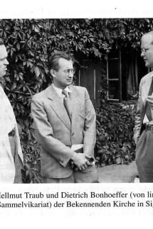 Stadt Dachau Der Theologe Hellmut Traub