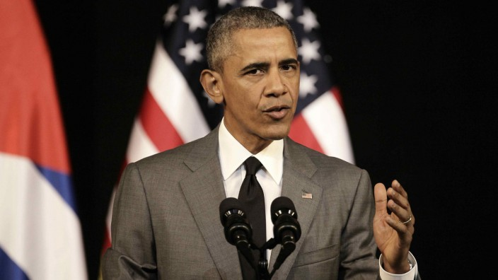 Trip of US President Barack Obama to Cuba