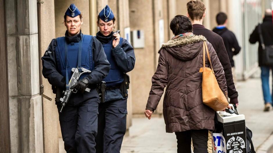 Terroranschläge in Brüssel Terroranschläge in der belgischen Hauptstadt