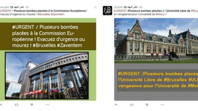 Brüssel Twitter