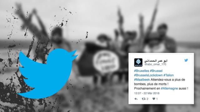 Medienstrategie des Islamischen Staats nach den Anschlägen