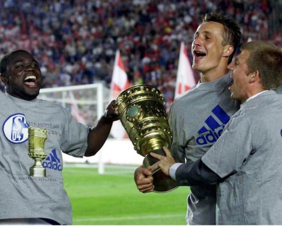 DFB POKAL 00/01 - FINALE 2001 in Berlin