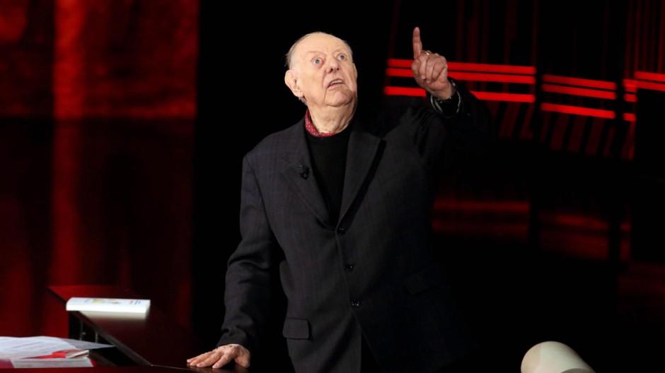 Dario Fo wird 90
