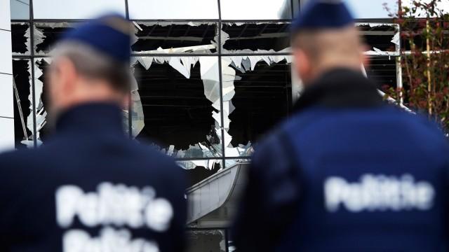 Terroranschläge in Brüssel Terroranschläge in Brüssel