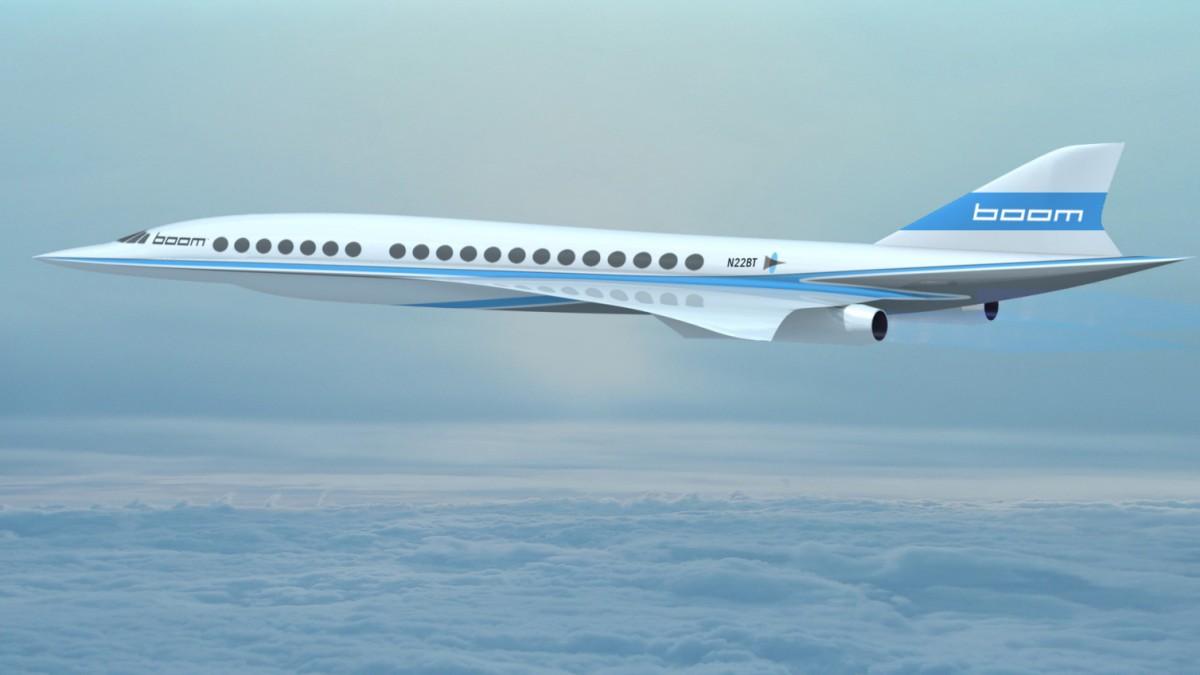 Schneller als die Concorde - und billiger