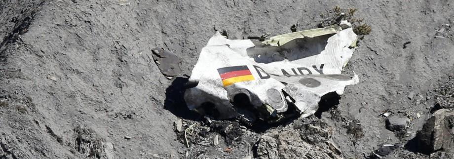 Germanwings-Absturz - Absturzstelle