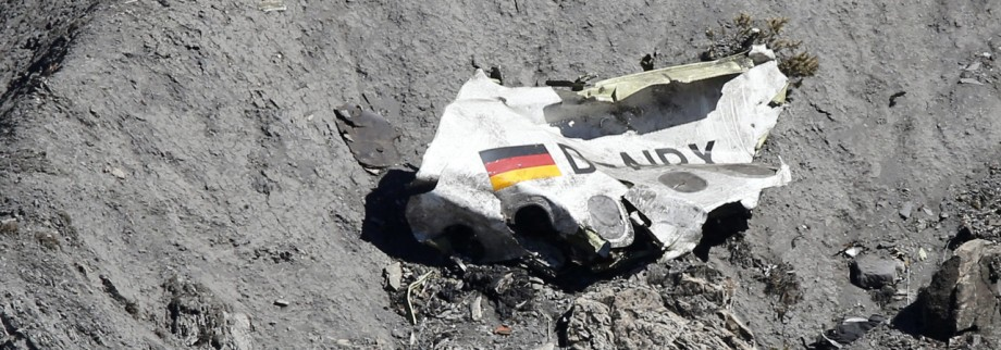 Germanwings-Absturz - Absturzstelle