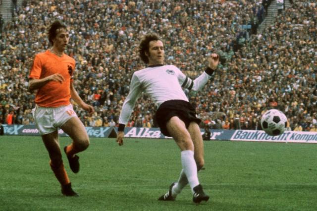 WM 1974 - Finale Deutschland - Niederlande