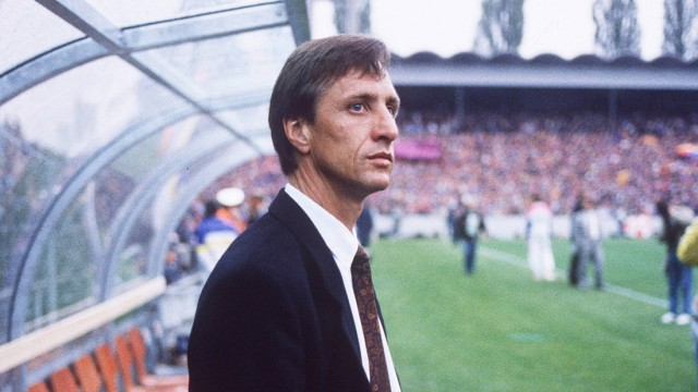 Johan Cruyff Fußball