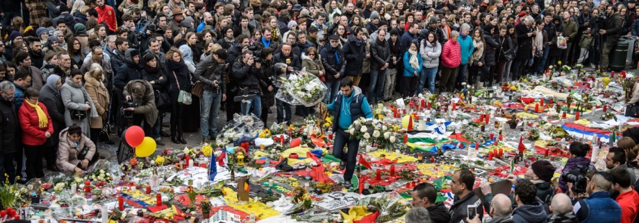 Brussels terror attacks aftermath