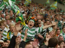 Glasgow Celtic v Dunfermline; Celtic