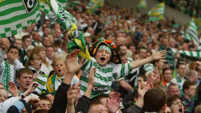 Glasgow Celtic v Dunfermline; Celtic