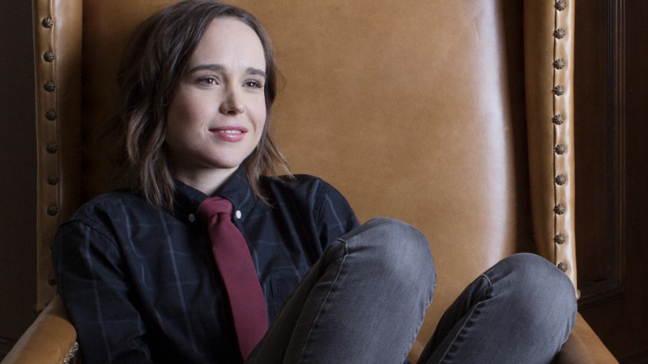 Ellen Page, Los Angeles Times, October 4, 2015