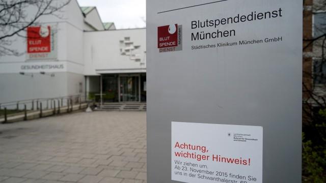 Süddeutsche Zeitung München Blutspende