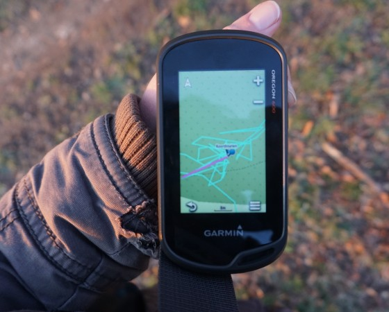 Geocaching Tour von moje; Orakel von Haselbach, Ebersberg