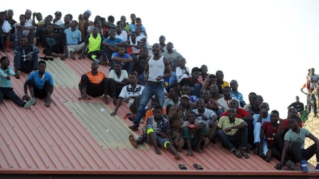 Afrika Fußball