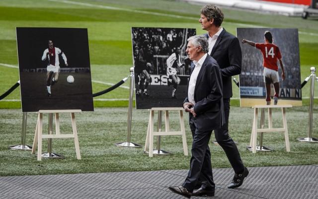 Johan Cruyff tribute