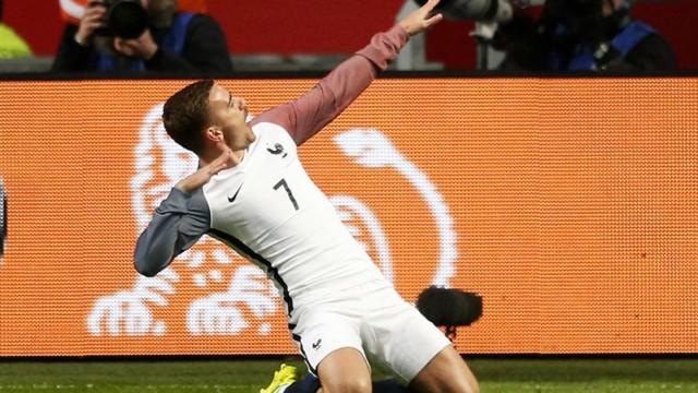 Netherlands vs France