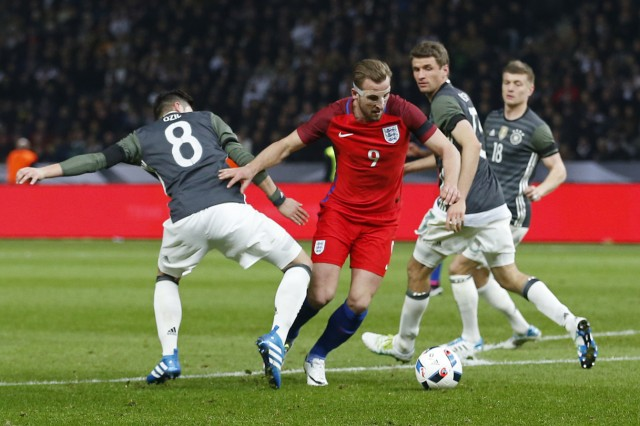 Germany v England - International Friendly