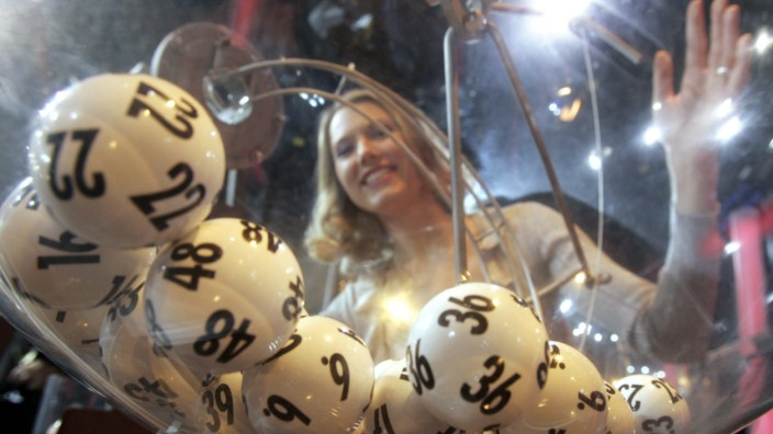 5000. Lottoziehung