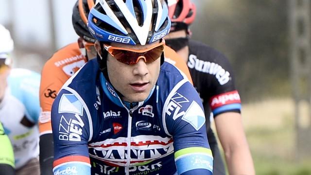 Belgischer Radprofi Antoine Demoitie