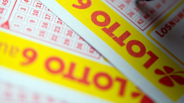 Lotto-Jackpot geknackt