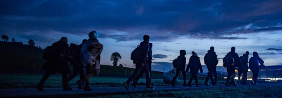 Angst vor Flüchtlingen