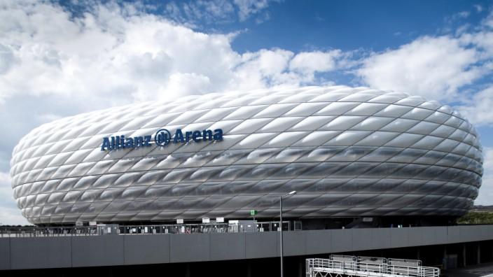 Allianz-Arena in München, 2014
