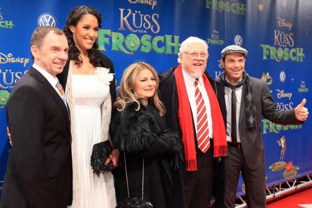 """´Küss den Frosch"""" feiert Deutschlandpremiere"""