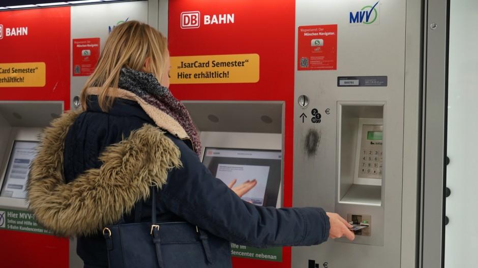 MVV Studieren in München