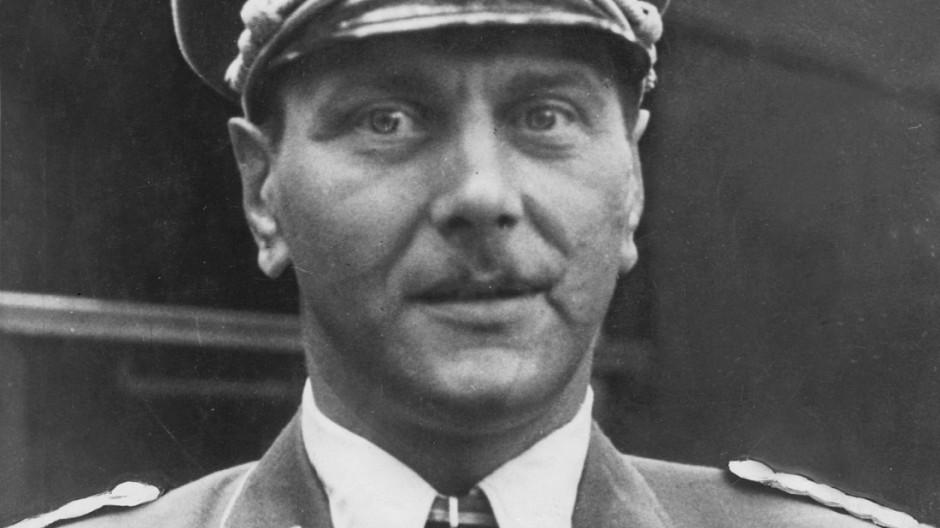 Otto Skorzeny, 1943
