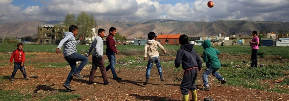 Flüchtlinge Syrischer Bürgerkrieg