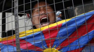 Krise in Tibet