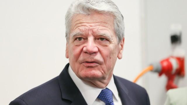 Bundespräsident besucht Bautzen