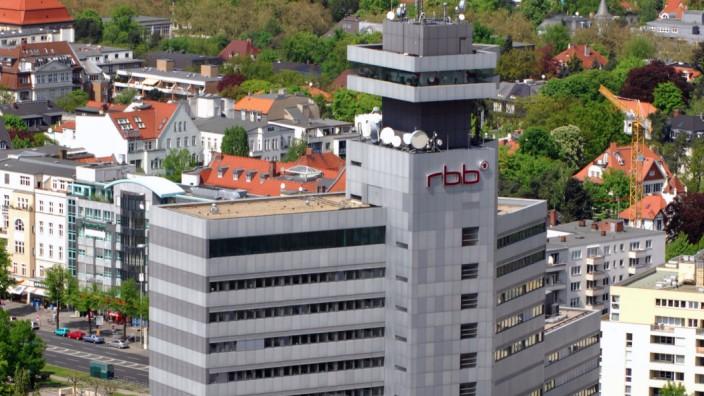 Das Fernsehzentrum des rbb