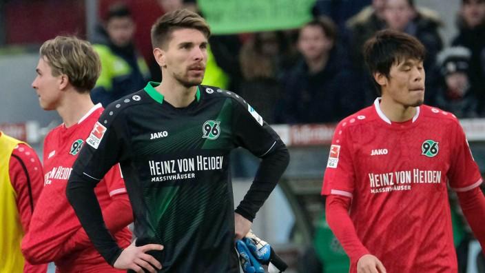 Hannover 96 - 1. FC Köln