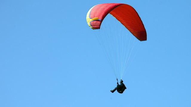 Paraglider am Brauneck