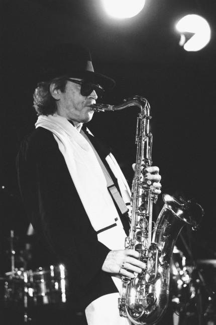 Gato Barbieri 1997