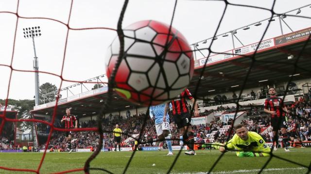AFC Bournemouth v Manchester City - Barclays Premier League