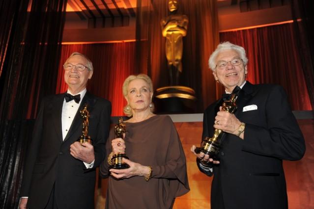 Roger Corman, Lauren Bacall, Gordon Willis